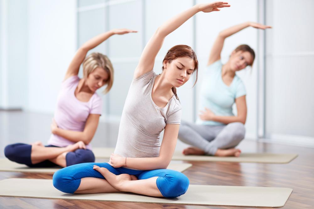 aula online de yoga