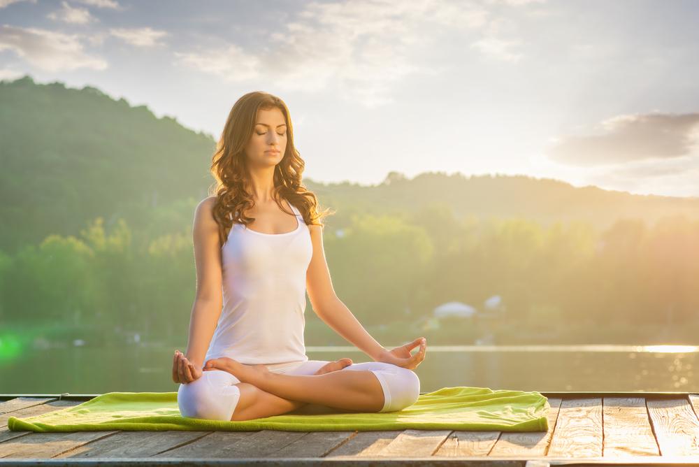 ioga ou yoga