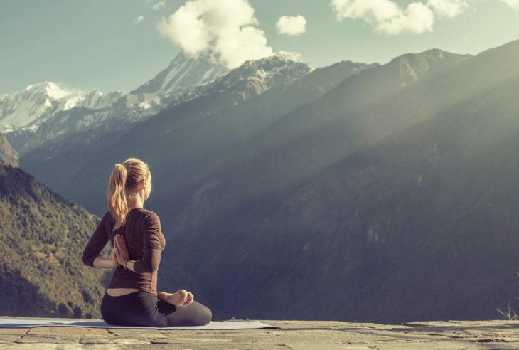 yoga é religião
